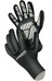 Camaro Titanium Thermo Gloves 1 mm Black/Silver